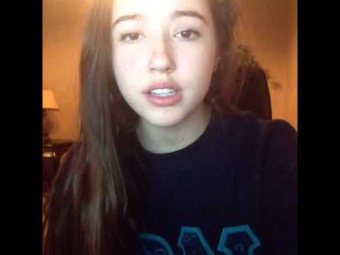 Vine Alyssa Light You And I Lady Gaga Singforcarter Youtube