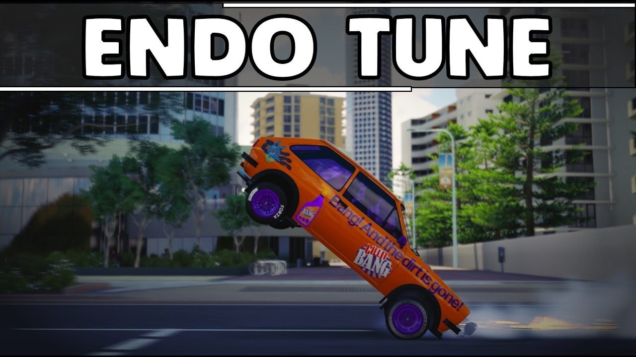 How to make a reverse wheelie endo tune on forza horizon 3