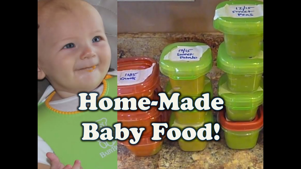 How To Make Baby Food Bulk Cooking Stage 1 Vegetables Youtube
