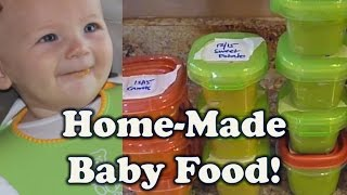 how to make baby food bulk cooking stage 1 vegetables