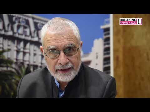 Benjamin Liberoff, vice minister of tourism, Uruguay