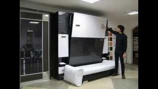 Шкаф-диван-кровать(, 2014-05-27T07:57:37.000Z)