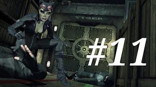 Batman Arkham City - Parte:#11 - Catwoman voltou!! (Pc Gameplay -Playthrough PT-BR)