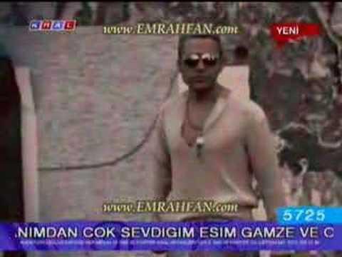 EMRAH UNUTABİLSEM BEST OF KLİP 2008 WWW.EMRAHFAN.COM