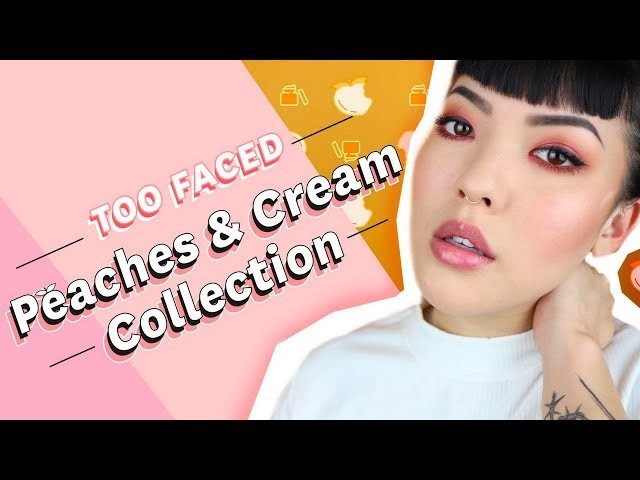 Too Faced Peaches and Cream GRWM | First Impressions | soothingsista