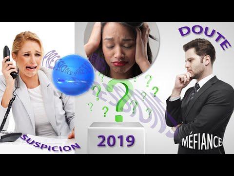 2019 : le règne du doute, de la suspicion et de la méfiance...