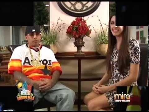 Nuestra Gente/Entrevista a Ñengo Flow / MiraTV Tampa