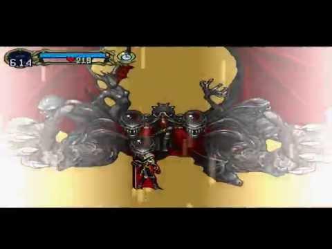 Symphony Of The Night - 999 Muramasa Boss Kill (cheat Play)