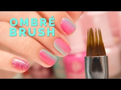 nail-polish-ombre-with-ombre-brush