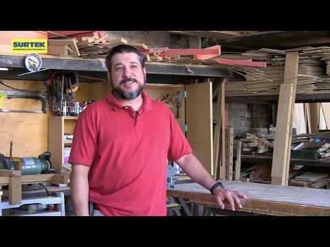 Carpintero, nos comparte lo padre de su oficio URREA México