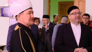 Равиль Гайнутдин осмотрел в Казани Российский исламский институт