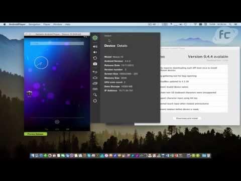 Xamarin Android Player, O Simulador Android Para Windows E OS X
