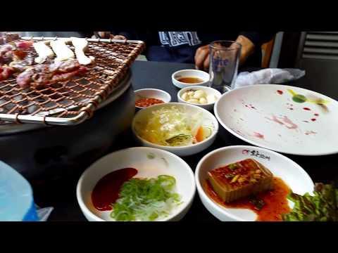 Busan-South Korea (walking tour) HD
