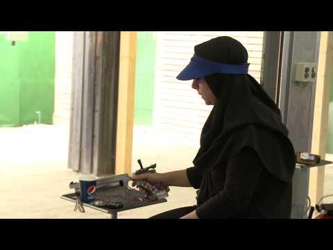 P2 women's 10m air pistol | 2014 IPC Shooting World Championships