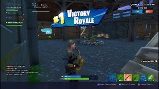 [Fortnite] Why rumble CQC practice is useful even against bots