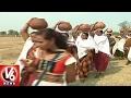 Nagoba Jatara : Tribal Festival Ends In Keslapur Village | Adilabad | V6 News