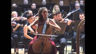D. Popper: Hungarian Rhapsody Op.68, Tamara Todorovska - cello & Macedonian Philharmonic Orchestra