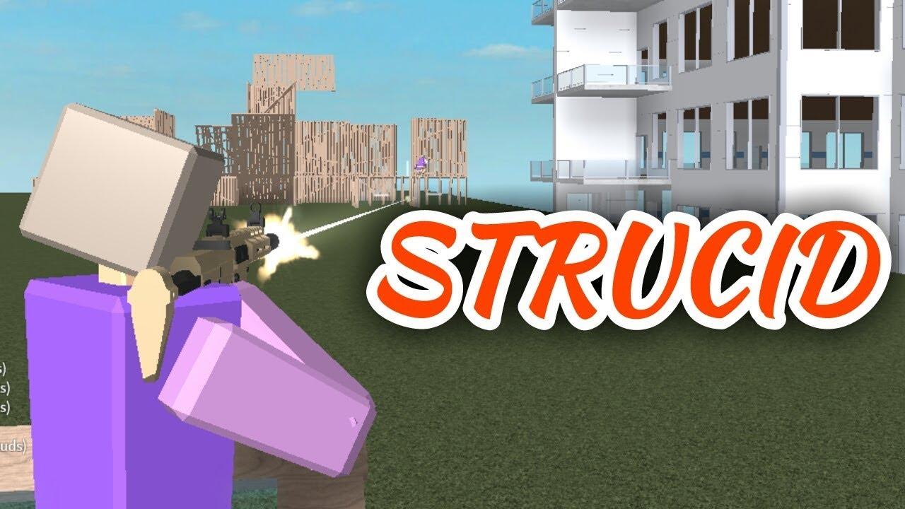 NEW UPCOMING ROBLOX FORTNITE GAME! | Strucid | ROBLOX ...