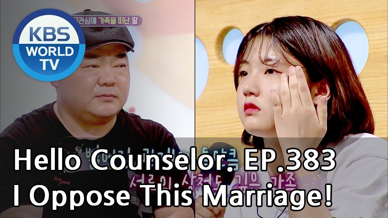 Who is this Kangnam that my daughter is head over heels for him?[Hello  Counselor ENG,THA/2018 10 15]