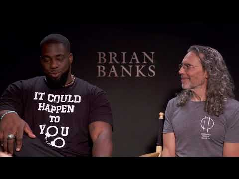 Brian Banks & Tom Shadyac Interview: Brian Banks
