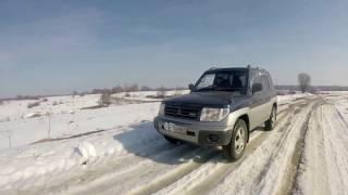 Mitsubishi Pajero IO(PININ)  обзор!