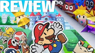 Paper Mario: The Origami King Review (Video Game Video Review)