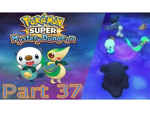Pokémon Super Mystery Dungeon Playthrough Part 37 - Voids Lurking in the Shadows