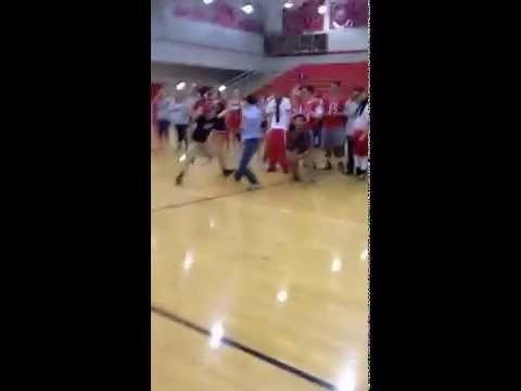 Rose Bud High School 2014 Homecoming Pep rally