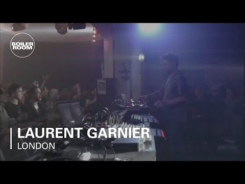 Laurent Garnier Boiler Room DJ Set at Warehouse Project Manchester