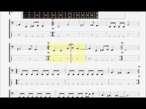 Black Sabbath   Electric Funeral GUITAR 2 TABLATURE