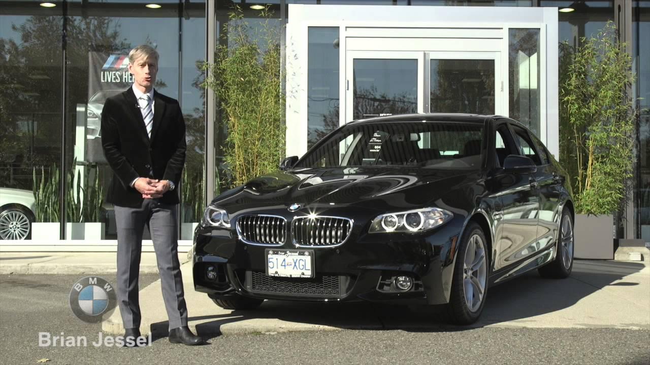 2016 BMW 528i M Sport at Brian Jessel BMW New Cars  YouTube