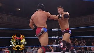 Xplosion Match:  The Freak vs Magnus