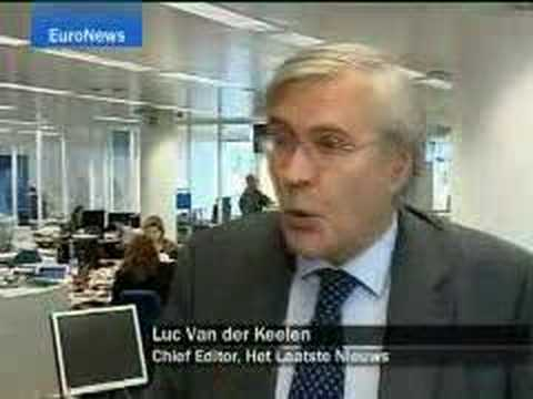 Euronews - Het Laatste Nieuws betrapt op separatisme