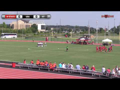 A-State Soccer vs South Alabama