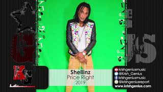Shellinz - Price Right (Official Audio 2019)