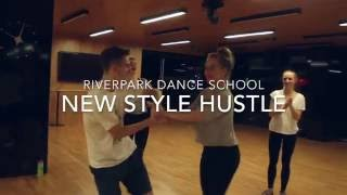 New Style Hustle  | Riverpark Dance School | Monika & Matus