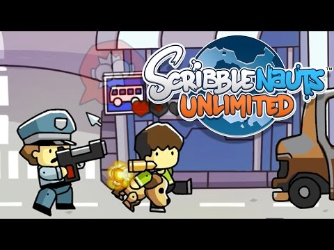Scribblenauts Unlimited : HE KILLED THE PUPPY!!!!