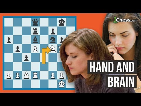 Nakamura Vs Rudolf And Botez: Hand And Brain Chess