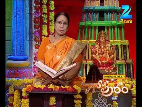 Gopuram - Episode 1596 - July 27, 2016 - Best Scene