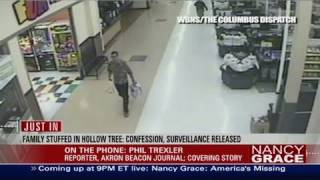 HLN:  New surveillance video of Ohio killer