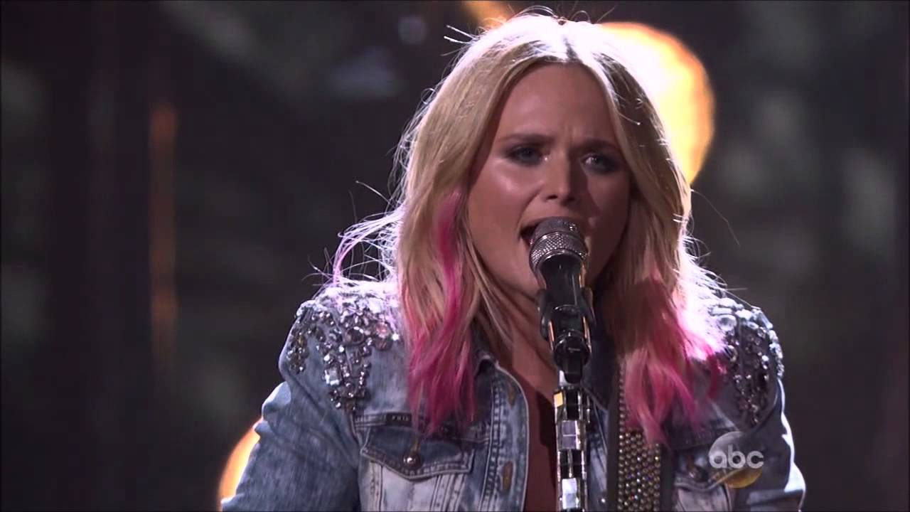 Bathroom Sink Youtube Cma miranda lambert - bathroom sink 11-04-215 - youtube