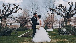 Kyle & Tiffany | Utah Wedding Video | Salt Lake Temple