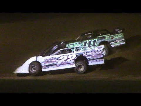 Super Late Model Feature | McKean County Family Raceway | 5-5-18