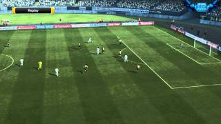 PES 2012 PC Gameplay 5870 HD