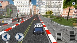 Police Car Chase - Hot Pursuit / Police Sports Car Games / Android Gameplay FHD #2