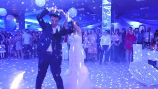 "Frank Sinatra ""Fly Me To The Moon"" Wedding First Dance"
