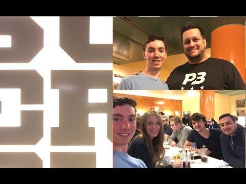 Visiting Supercell! - Helsinki Trip Vlog
