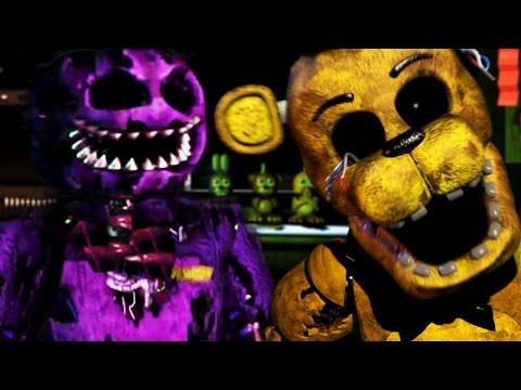 SECRET ANIMATRONICS + CUSTOM NIGHT || Five Nights at Freddy's Ultimate Edition ENDING Gameplay
