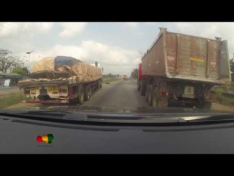 ACCRA TO KUMASI ROAD TRIP