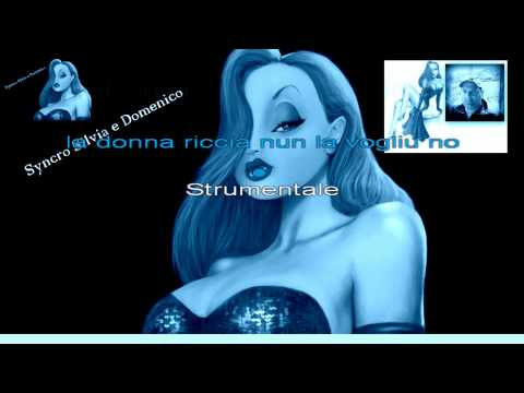 Karaoke La donna riccia   Domenico Modugno